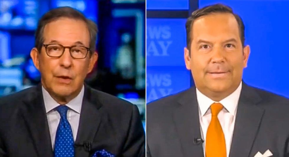 Chris Wallace takes down Trump adviser over Kamala Harris birtherism: 'Why not say it's wrong?'