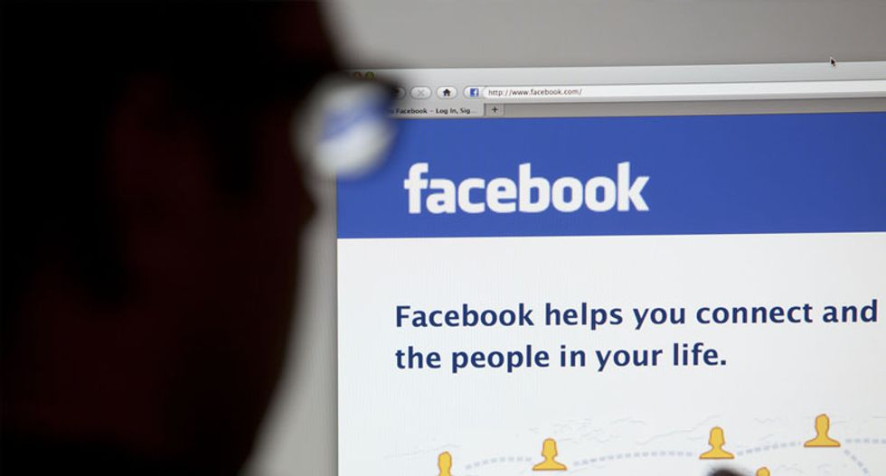 Facebook earns more than half its ad revenue overseas