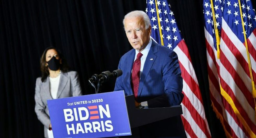 Biden-Harris to highlight Trump's failed leadership during all-virtual DNC convention