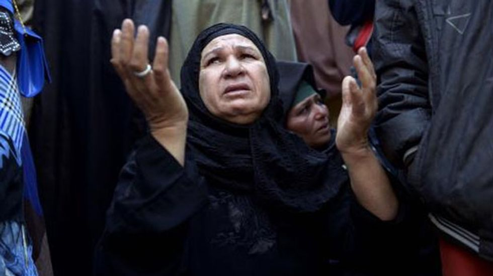 Death penalties for 529 people highlight Egypt's legal war on Islamists