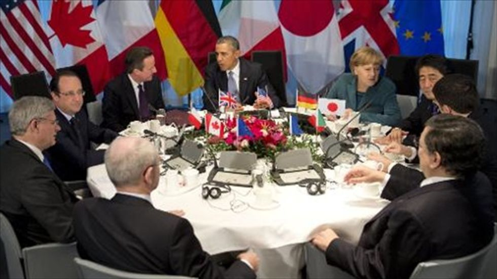 U.S. and G7 nations reject Russian invitation to meet in Sochi