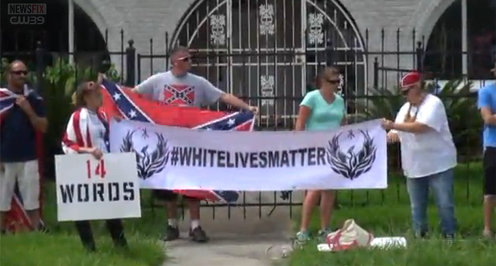 'White Lives Matter' will now be classified as a hate group by Southern Poverty Law Center