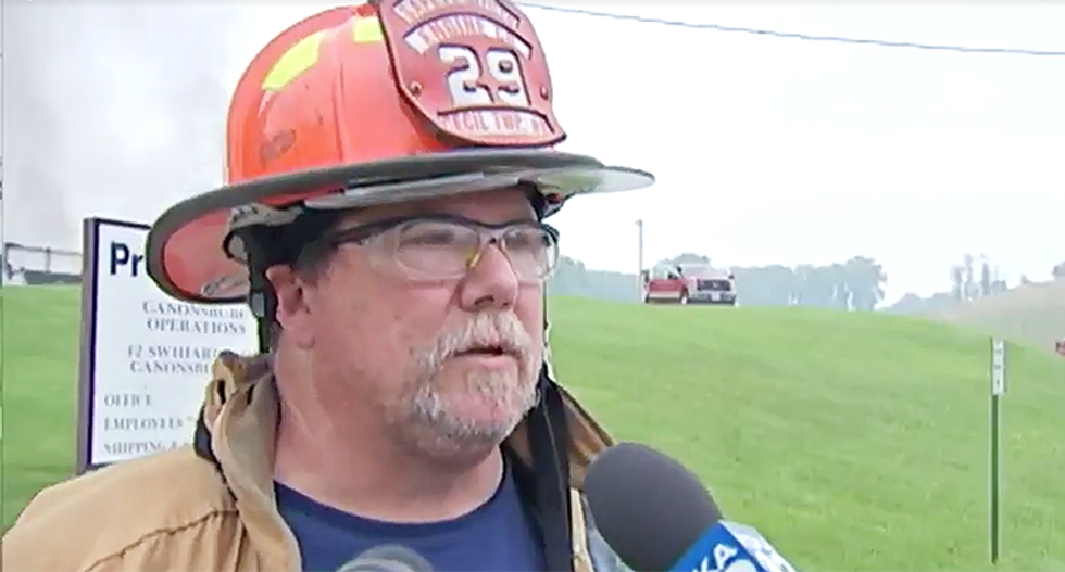 Fire chief who called Mike Tomlin a 'n**ger' resigns -- and blames the media for making him look racist