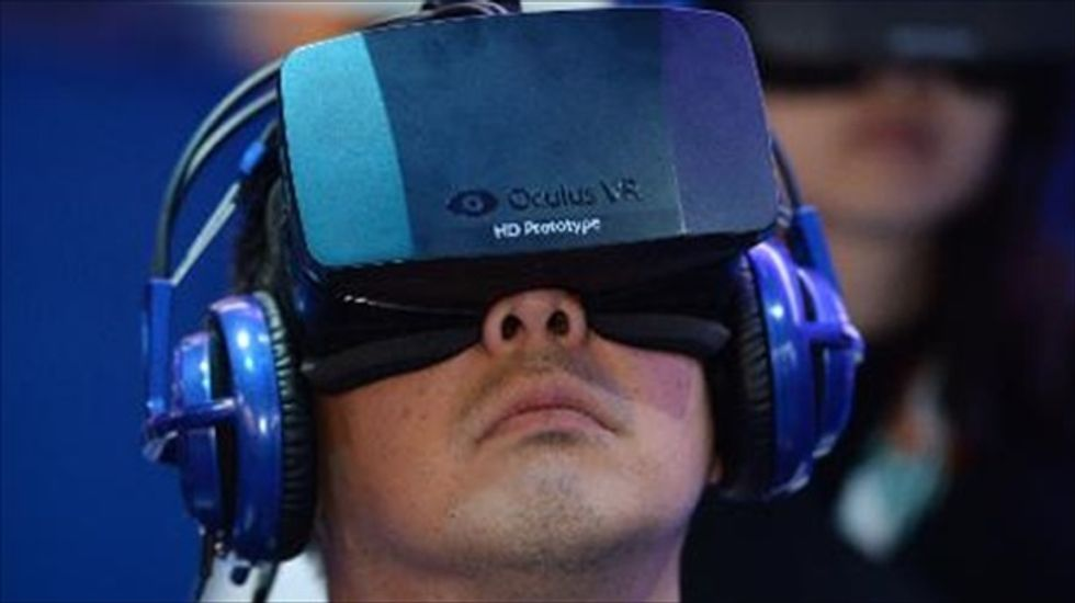 With purchase of Oculus Rift, Facebook pushes towards a virtual reality future