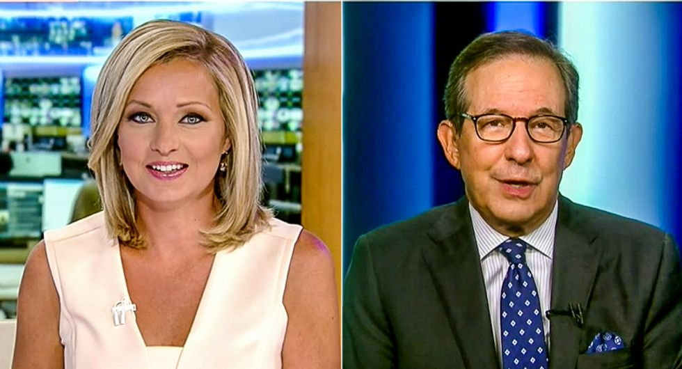 'This is troubling': Chris Wallace suggests 'peaceful transition of power' may not happen if Trump loses