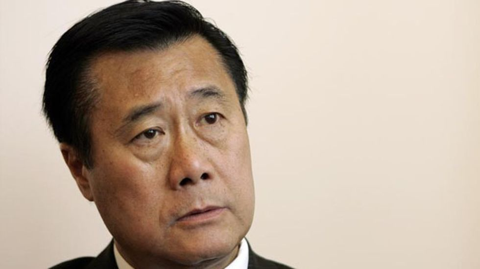 Federal agents arrest California state Senator Leland Yee for corruption