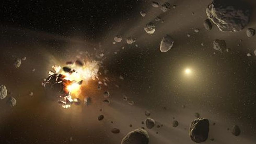 'A complete surprise': Astronomers find asteroid called 'Chariklo' has twin rings
