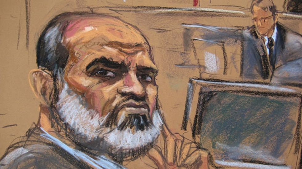Jury convicts Osama Bin Laden's son-in-law on terrorism charges