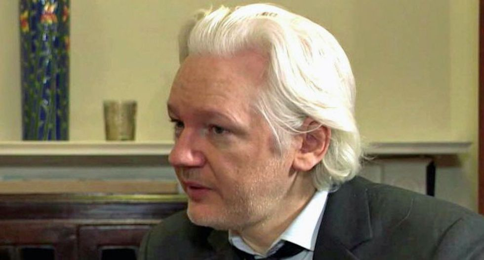 New filing from U.S. government inadvertently reveals Julian Assange is facing sealed charges