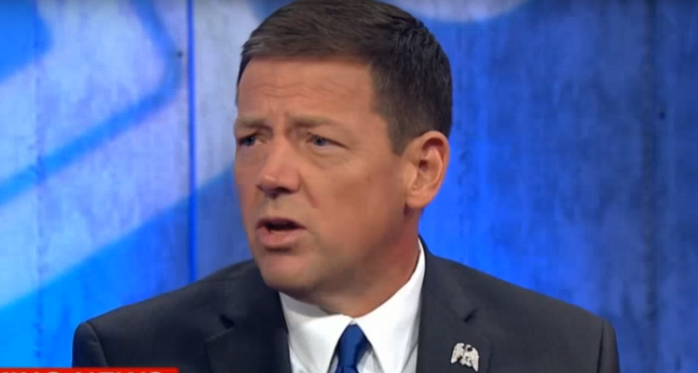 'What is this woman?': CNN conservative analyst Ed Martin trashes Roy Moore sex assault accuser