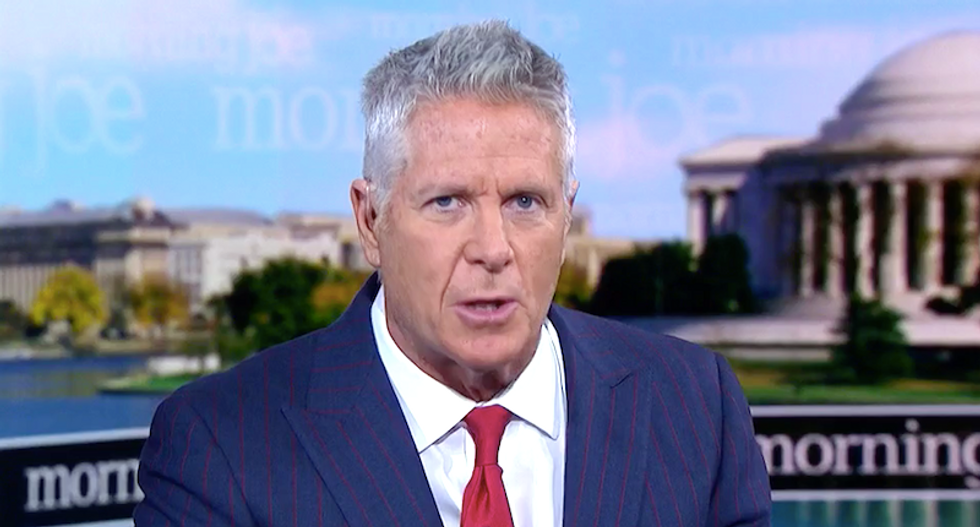 MSNBC's Donny Deutsch predicts Trump will soon have an on-camera meltdown so bad even GOP can't ignore it