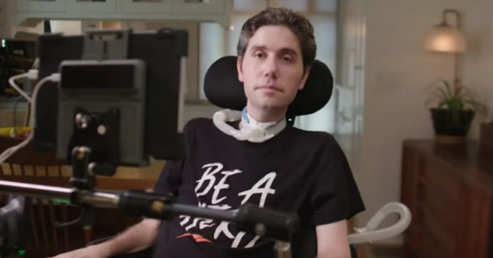 Dying activist Ady Barkan delivers powerful indictment of 'broken' US healthcare