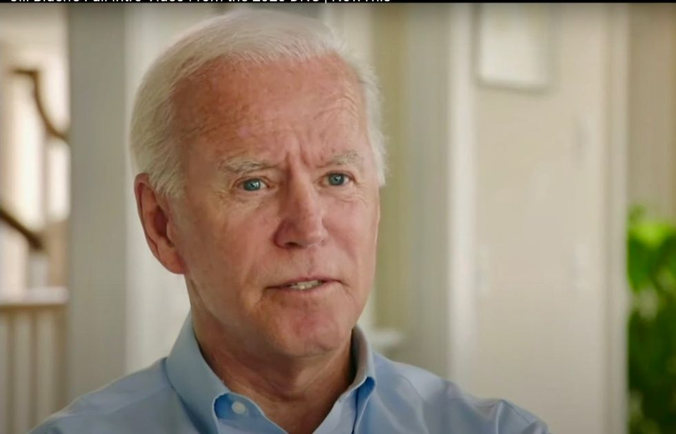 Joe Biden pledges 'a new path' as he prepares to accept White House nom