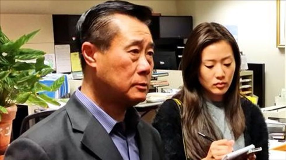 California state lawmaker Leland Yee pleads not guilty to racketeering charges