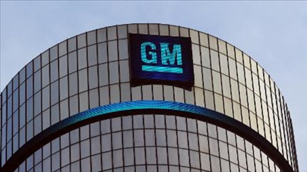 General Motors sues Fiat Chrysler over bribes to auto union