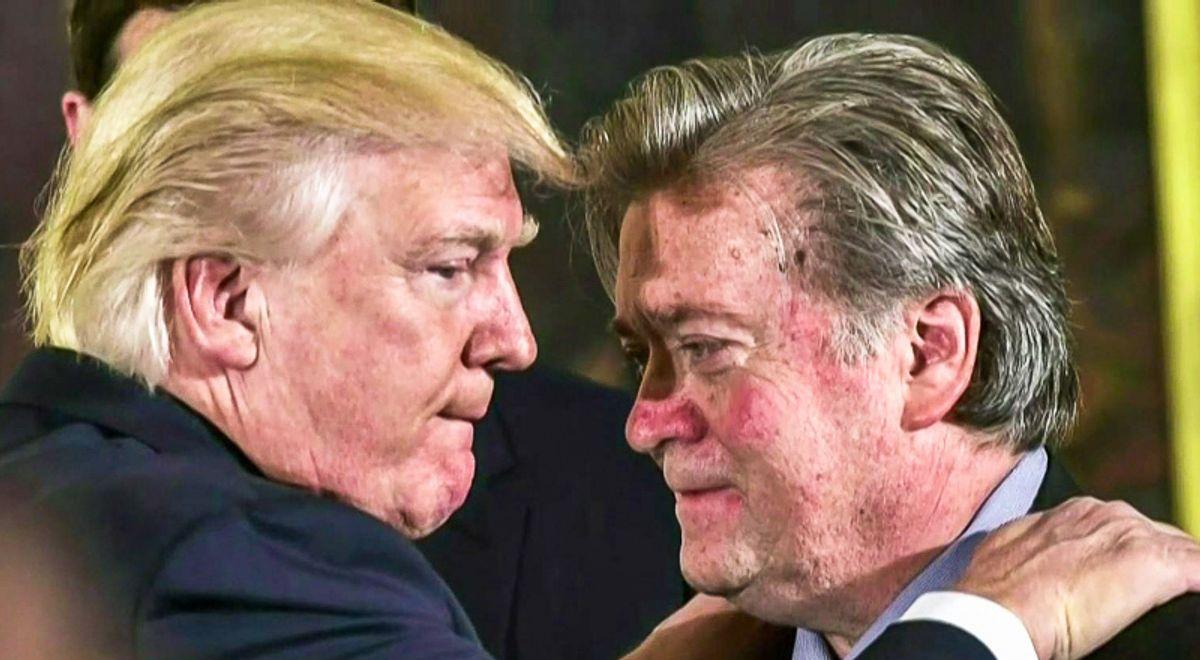 Trump pardoned Steve Bannon -- Arizona should prosecute him anyway: columnist