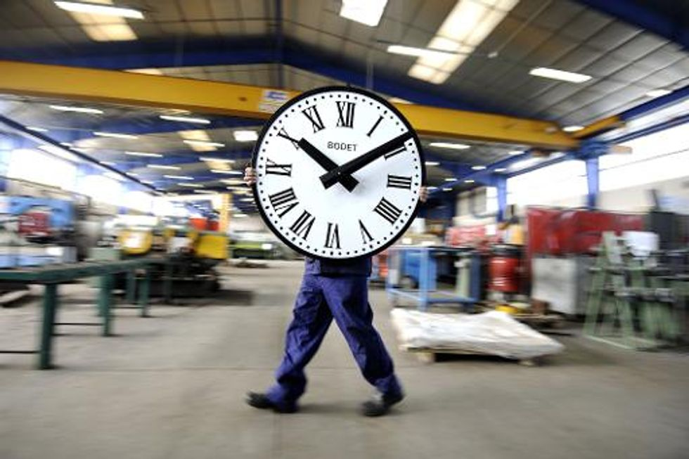 Heart attacks rise after clocks go forward: study
