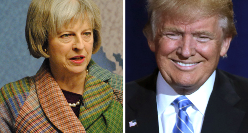 Trump's visit to the UK 'shelved' for at least two years over fears of mass protests: report