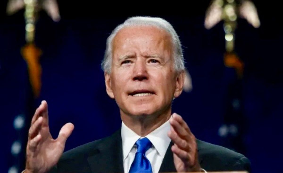 Black Americans embraced Biden, and in Floyd trial he embraced them back