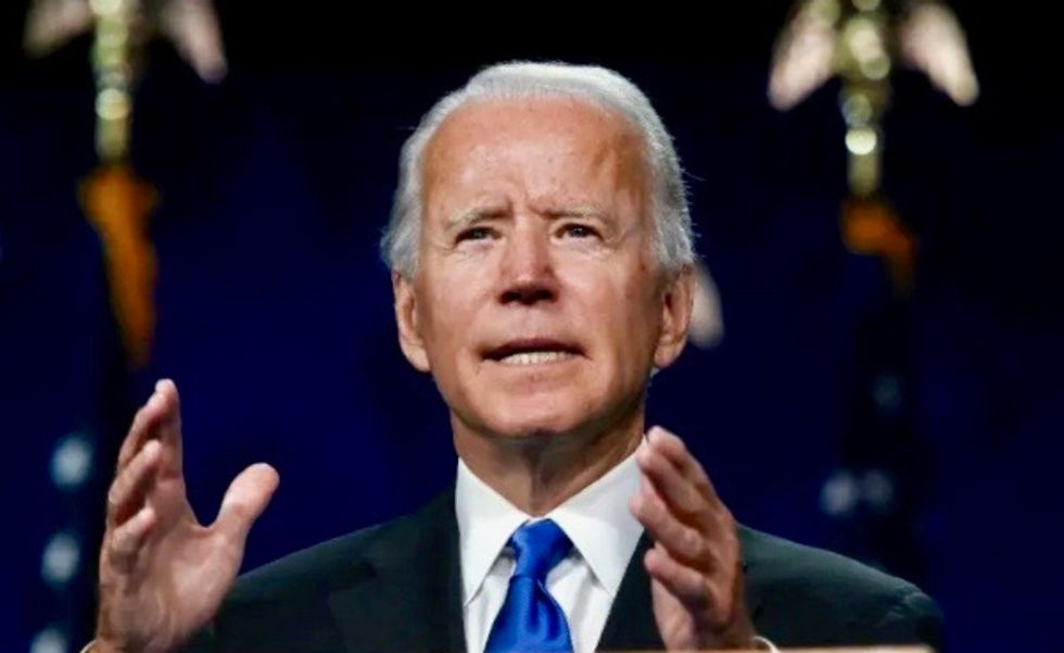 Key quotes from Joe Biden's Democratic nomination speech