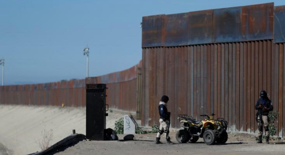 16 US states sue Trump administration in showdown over border wall funds