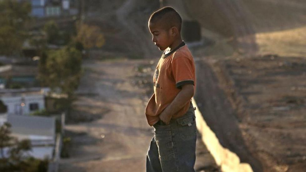 Hundreds of children abandoned by smugglers en route to US: Mexico