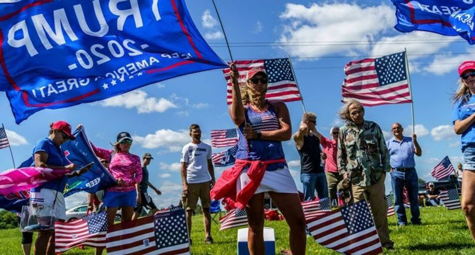 At least 9 COVID infections can be traced to Trump's MAGA rally in Minnesota