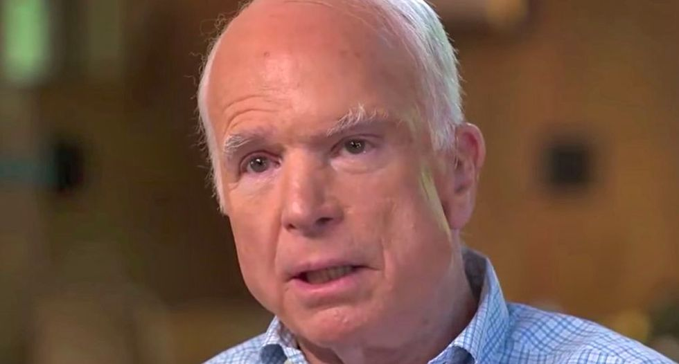 Conservative lashes out at John McCain's ghost in unhinged CPAC speech