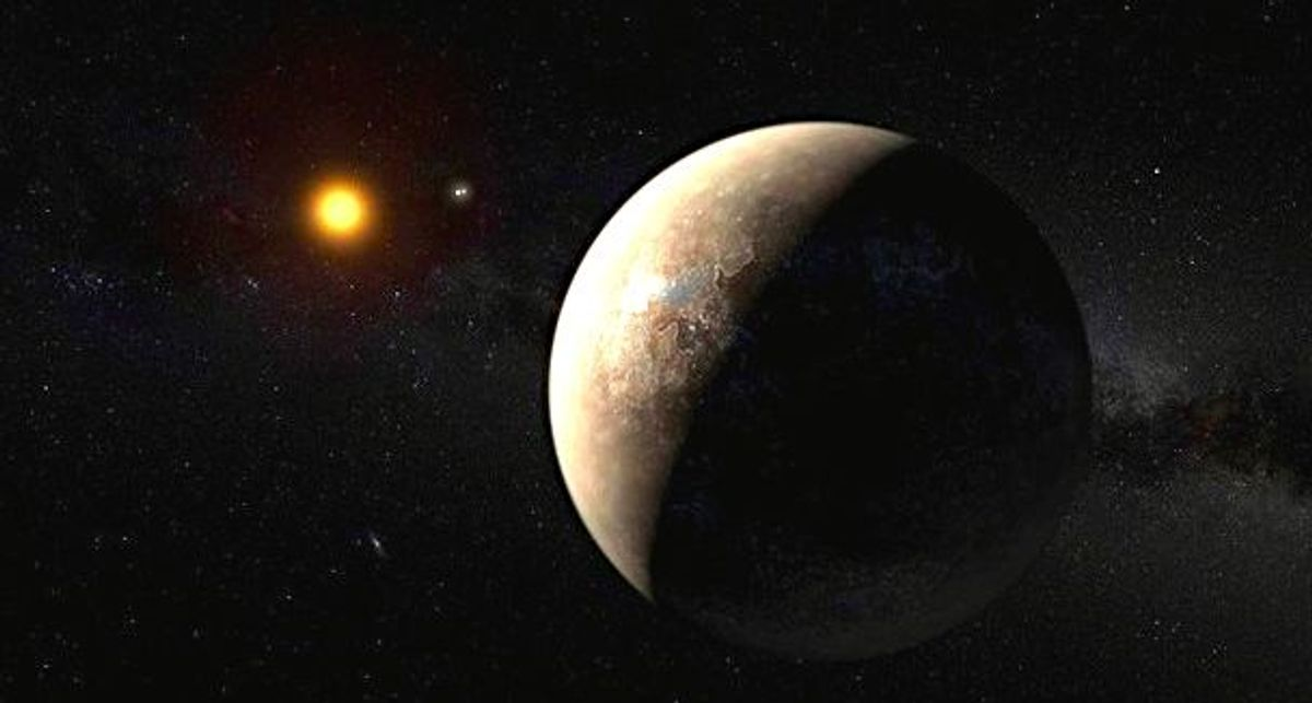 Massive flare seen on the closest star to the solar system: What it means for chances of alien neighbors