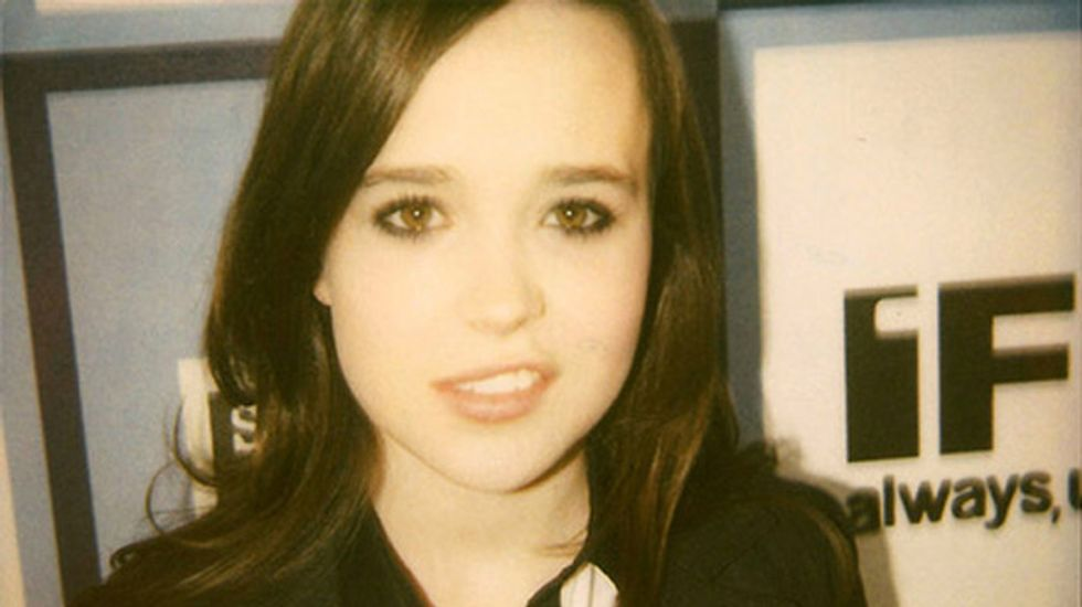 Daily Caller removes writer's Ellen Page self-abuse 'satire' column, has 'no comment'