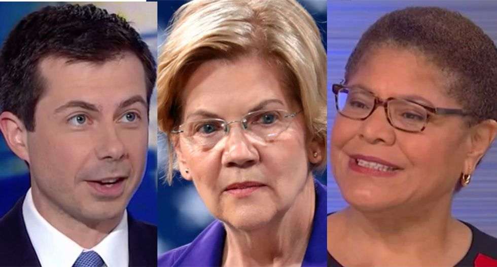 Biden campaign already hard at work assembling cabinet picks: report