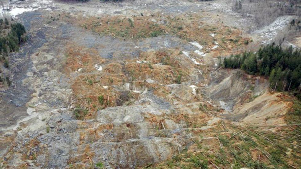 Confirmed death toll in Washington landslide rises to 21