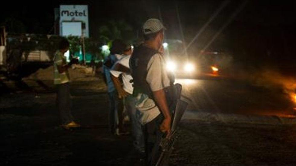 Vigilante accused of ordering Mexican mayor's murder