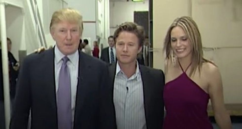 Billy Bush suspended from 'Today' show after Trump's lewd comments: NBC