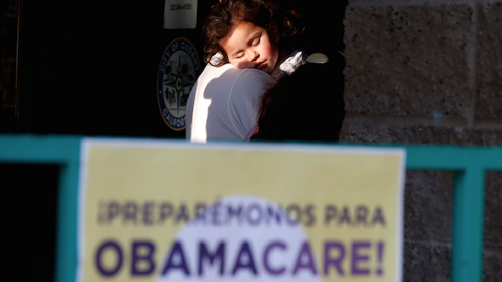 Republicans vow to repeal Obamacare, even as White House claims enrollment goal exceeded