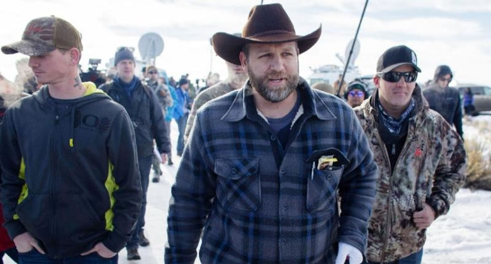 Jailed Oregon militants have extensive criminal histories — many aren't even allowed to carry guns