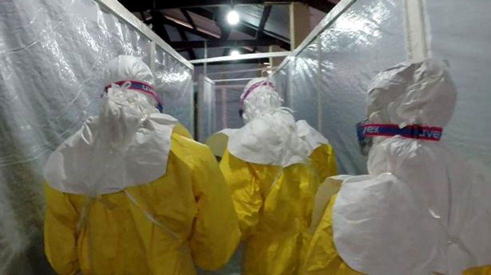Ebola outbreak in Guinea an 'unprecedented epidemic'