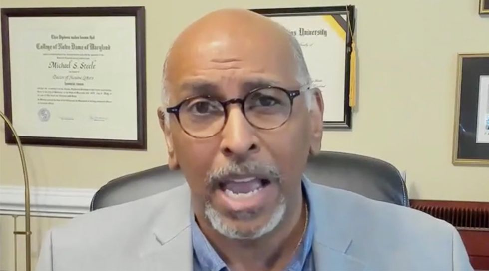 Ex-RNC head drops the mic on Trump voters in epic rant: 'You're stupid -- you're getting played'