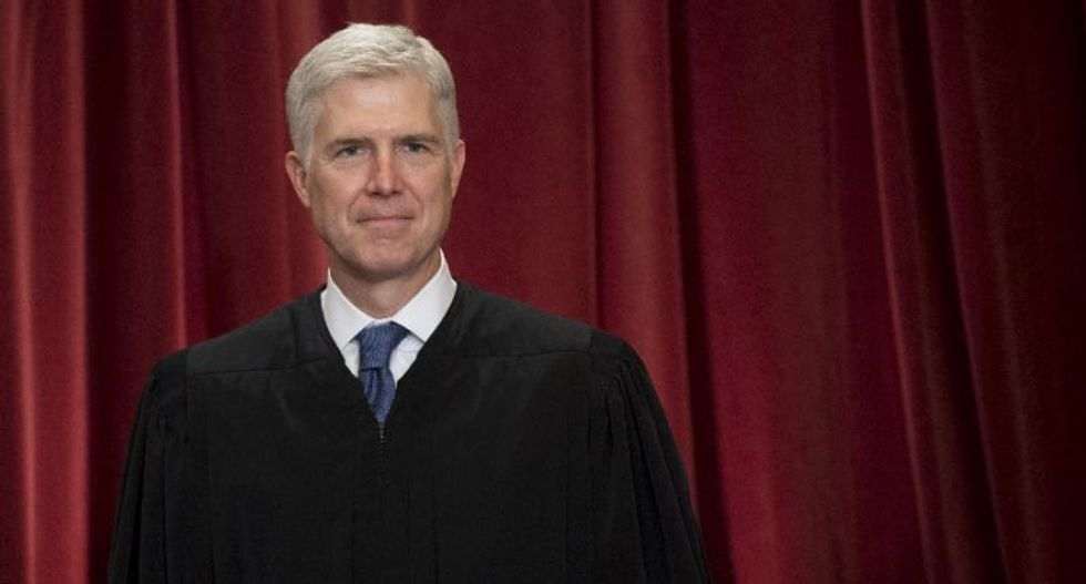 Supreme Court justices face few ethical guidelines — and Neil Gorsuch seems to be taking advantage