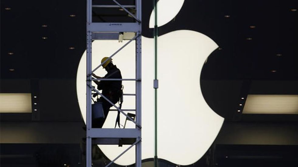 Internet data centers for Apple, Facebook, and Google are getting greener: report