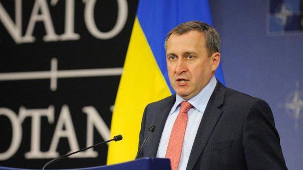 NATO suspends cooperation with Russia over Crimea crisis