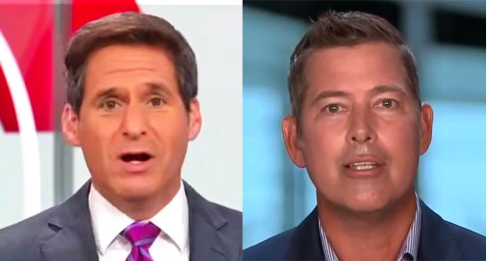 Trump defender busted for lying live on CNN after he gets schooled by ex-GOP lawmaker