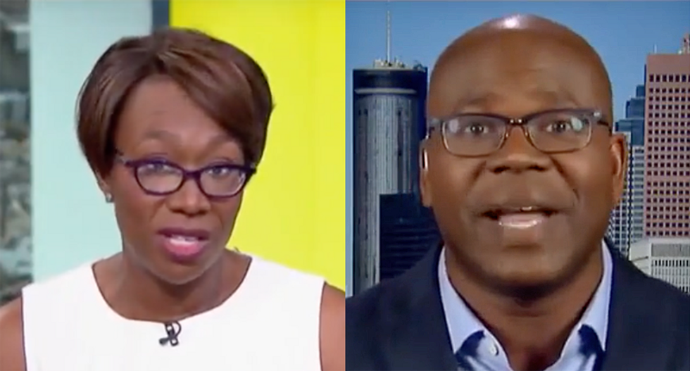 AM Joy guest rips GOP for attacking FBI: They only like them when they are 'bashing black people in the head'