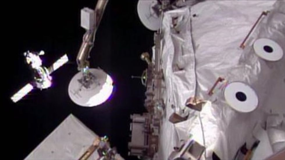 NASA severs ties with Russia outside of International Space Station work