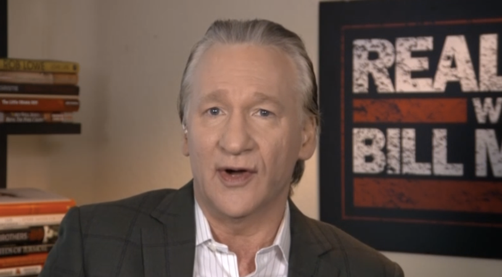 Bill Maher on Republicans: It's a 'sick position' to actually be in love with your guns