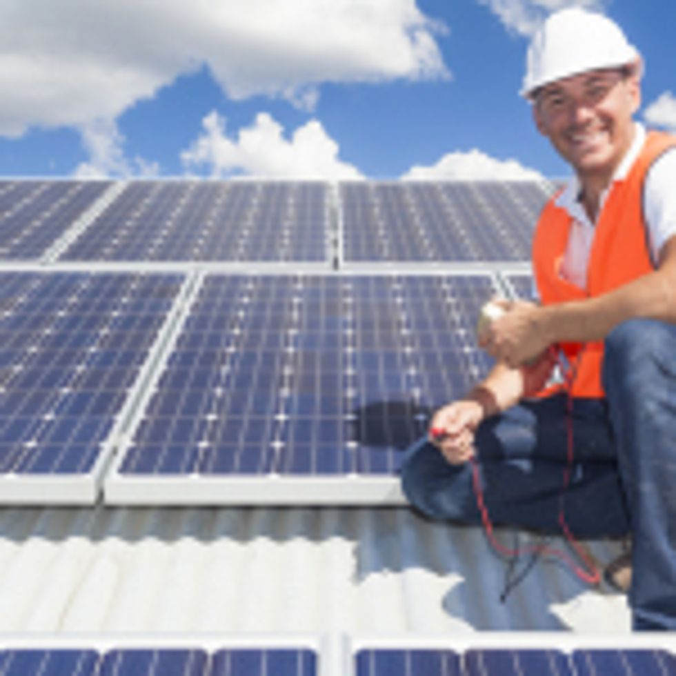 Middle-class Americans leading solar rooftop revolution