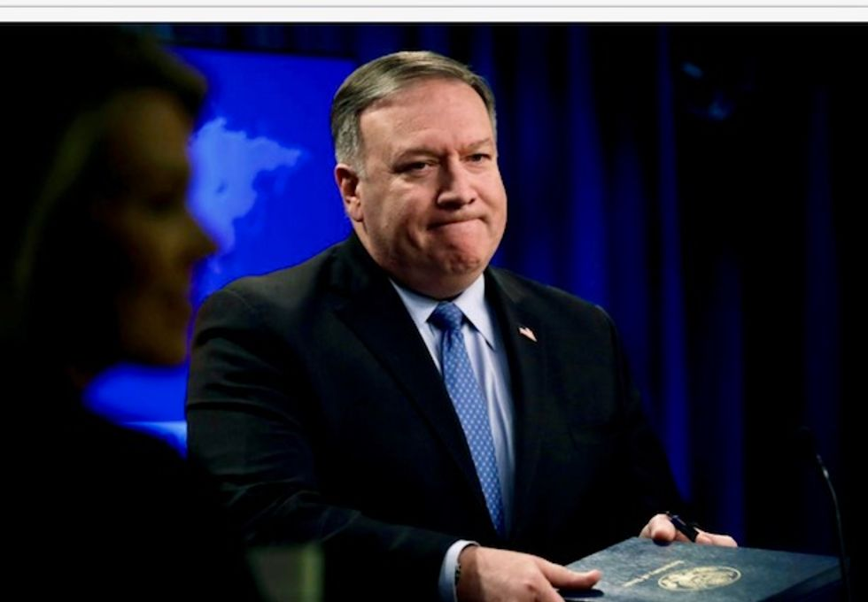 Secretary of State Mike Pompeo defends Trump's support of Saudi Arabia
