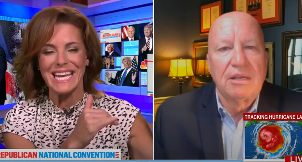 'Hold on a second': MSNBC's Stephanie Ruhle stunned as Republican tells her USPS problems are 'fake'