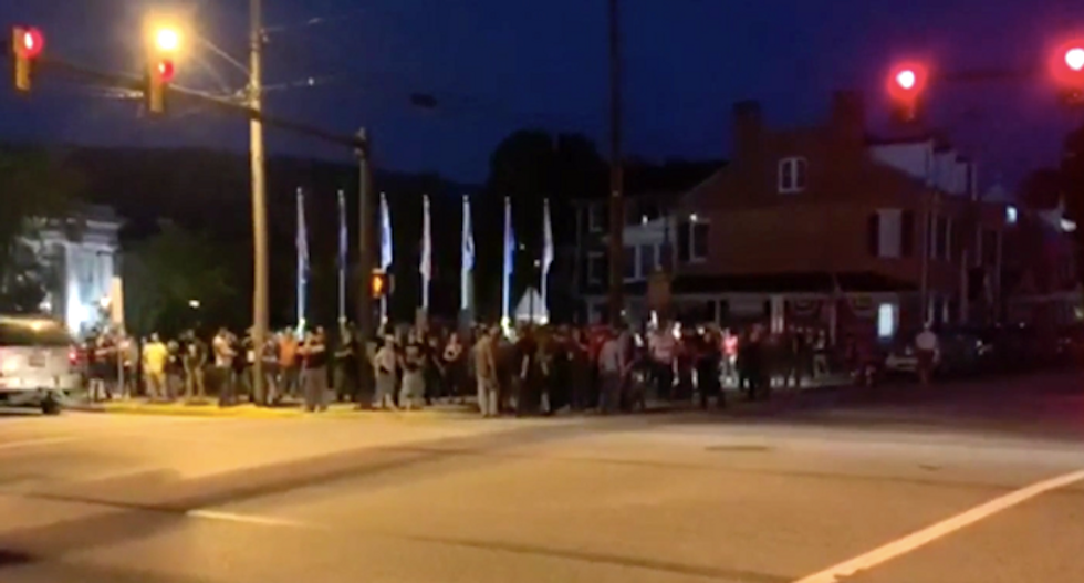 Armed locals keep shooting at Black activists marching from Milwaukee to DC