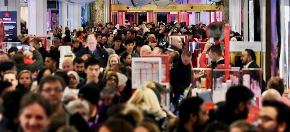 Retail rage: Why Black Friday leads shoppers to behave badly